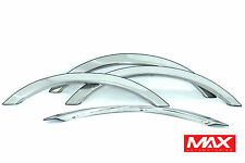 FTLC201 1998 - 2002 Lincoln Town Car POLISHED Stainless Steel Fender Trim