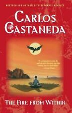 THE FIRE FROM WITHIN - CARLOS CASTANEDA (PAPERBACK)