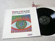 JEAN-CHRISTIAN MICHEL Vision d´Ezechiel 1974 GER LP +FOC METRONOME 0060.145