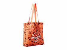 "HERSCHEL SUPPLY CO ""PA TOTE"" BAG (RUBY CORAL) 828432064502 REUSABLE LIGHTWEIGHT"