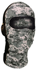 Army Camo Digital Face Mask Ski Snowboard Motorcycle Hunting Neck Balaclava US +