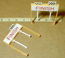 1pc Vintage 1970s TYCO START FINISH DRAG GATE +Clips All HO Slot Car Track B8092