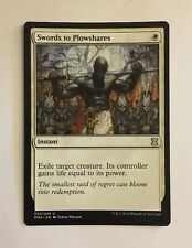 Magic the Gathering - Swords to Plowshares x 1 MTG Eternal Masters