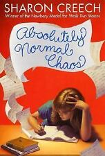 Absolutely Normal Chaos-ExLibrary
