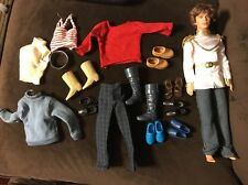 Ken Doll With Clothes And Shoes (Barbie)