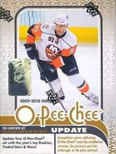 2009-10 (2010) O-Pee-Chee (OPC) Hockey 200 Card Factory Update Box Set