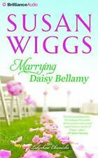 The Lakeshore Chronicles: Marrying Daisy Bellamy 8 by Susan Wiggs (2015, CD,...