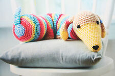 Dog Toy Crochet Pattern Draft Excluder