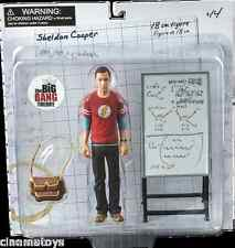 The BIG BANG THEORY Sheldon Cooper FLASH T-Shirt Pvc Action Figure 18 cm Sd Toys