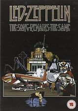 DVD LED ZEPPELIN - The Song Remains The Same ++NEU