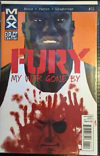 Fury Max #11 NM- 1st Print Free UK P&P Marvel Comics Garth Ennis