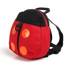 Baby Kids Toddler Anti-lost Walking Safety Harness Backpack Lunch Strap Bag