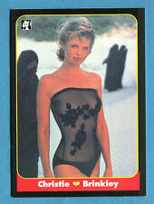 LE BELLISSIME -Masters Cards 1993 -n. 45 - CHRISTIE BRINKLEY - MODELLE -New