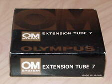 OLYMPUS OM MACRO EXTENSION TUBE 7 NEW IN BOX