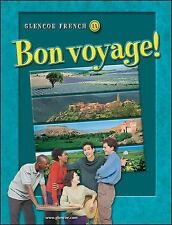 Bon voyage! Level 1A, Student Edition (GLENCOE FRENCH) by McGraw-Hill Education,