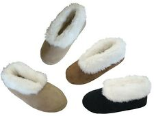 WHOLESALE LOT 36 Prs Classic House Slipper Boot Faux Fur Nice Warm comfy-3010