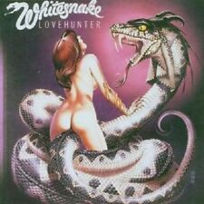 "WHITESNAKE ""LOVEHUNTER-REMASTER"" CD NEUWARE !!!"
