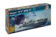 "Italeri Model kit #5610 1/35 Vosper 72'6"" MTB 77"