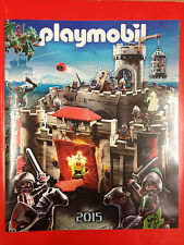 PLAYMOBIL 2015  - Polish CATALOGUE MAGAZINE magazin