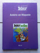 "ARCHIVES ASTERIX ""ASTERIX EN HISPANIE"" - UDERZO - ATLAS 2013 - NEUF SS FILM"