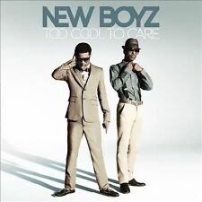 Too Cool to Care [Clean] * by New Boyz (CD, May-2011, Shotty Records)