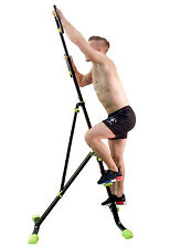 330lbs Weight Capacity Vertical Climber Cardio Workout Fitness