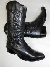 Bottes Santiags Western Cowboy Boots Stiefel Botas Country HIS cuir simili 36