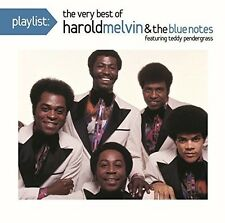 Playlist: The Very Best Of Harold Melvin & The Blu - Harold & Bl (1900, CD NEUF)