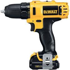 """DeWALT DCD710S2 12V Li-Ion 3/8""""  Cordless Drill/Driver Kit"""