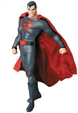 DC Red Son Superman PX Real Action Heroes 1/6 Scale Medicom Mint in Sealed Box!