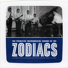 "THE ZODIACS  ""BLINTZ - JUNGLE BEAT - + 2 MORE""  E.P. EARLY 60's GARAGE   LISTEN!"