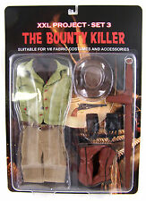 Kaustic Plastik The Bounty Killer clothing and figure set  KP-BTYSET