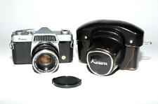 Kowa Model E 35mm SLR Film Camera & Case. Excellent Condition. Works Great