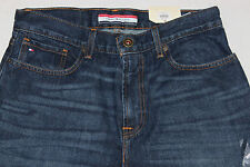 TOMMY HILFIGER men's Jeans BOOT CUT W38 L34 NEW WITH TAGS