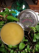 2 oz. Herbal Mender's Wound Repair Salve *Sealed *Time tested effectivness*