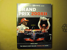 Official ITV Sport Guide Grand Prix 2008 - Bruce Jones