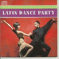 LATIN DANCE PARTY MUSIC MIX SALSA RUMBA MERANGUE CD