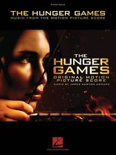 James Newton Howard The Hunger Games Katniss Learn to Play Piano Music Book
