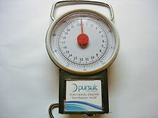 Fishing Scales for Anglers. Scale Weight  Up to 50lbs. Built in Tape Measure