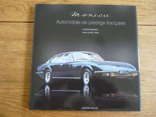 MONICA AUTOMOBILE PRESTIGE FRANCAIS Car Book jm