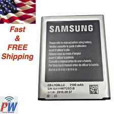 New Original OEM Samsung Galaxy S3 S III Battery EB-L1G6LLU 2100 mAh