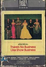 20th Century Fox Video THERE'S NO BUSINESS LIKE SHOW BUSINESS Beta CinemaScope
