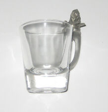 Vintage Shot Glass - LEXOR VEGAS - Sphinx