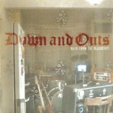 Down And Outs - Boys From The Blackstuff CD COCK SPARRER DROPKICK MURPHYS BLITZ