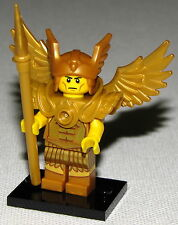 LEGO NEW SERIES 15 FLYING WARRIOR 71011 MINIFIGURE GOLDEN ROMAN FIGURE