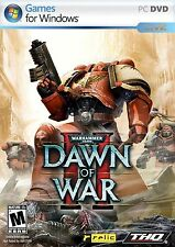 Warhammer 40,000 Dawn of War II 2 PC Computer Strategy Game Frontline Action