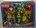 Fisher Price Little People Animal Friends Gift Set #915514 (NEW OPEN BOX) WOW!