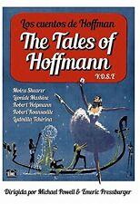The Tales of Hoffmann (Los Cuentos de Hoffman) Moira Shearer, Ludmilla Tchérina