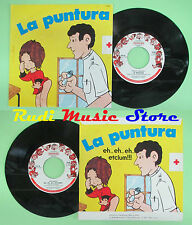 LP 45 7''PAOLO E I SANREMINI La puntura JOE PAPAVERO Eh etcium 1980 no cd mc dvd