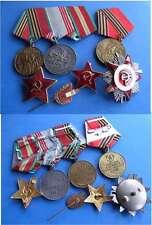 Kleines Konvolut Orden Abzeichen Russland Rote Armee